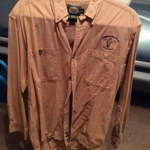 Cabelais medium LS Button Up shirt
